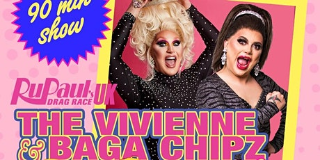 Klub Kids Cardiff presents The Vivienne & Baga Chipz Show (ages 14+) tickets