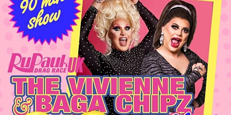 Klub Kids Crewe presents The Vivienne & Baga Chipz Show (ages 14+) tickets