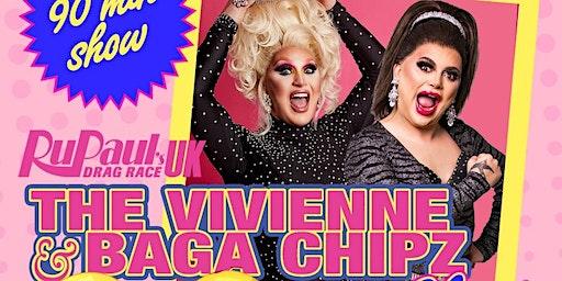 Klub Kids Crewe presents The Vivienne & Baga Chipz Show (ages 14+)
