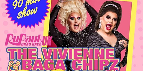 Klub Kids Nottingham presents The Vivienne & Baga Chipz Show (ages 14+) tickets