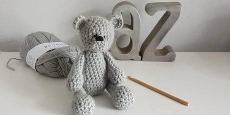 **POSTPONED** Beginner's Amigurumi Lesson at Shorne Woods Country Park - Learn to Crochet tickets