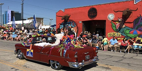 Augie's Battle of Flowers Parade Party - PRIME Location tickets