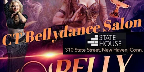 CT Bellydance Salon hosted by Joy - May 31st, 2020 tickets