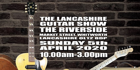 Lancashire Guitar Show tickets
