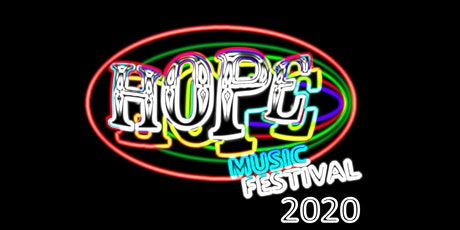 Hope Festival 2021 tickets