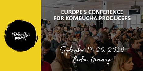 Kombucha Summit 2020 Tickets