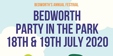 Bedworth Party In The Park 2020 tickets
