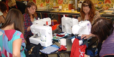 Beginners Sewing 1 (Introduction to using a sewing machine) tickets