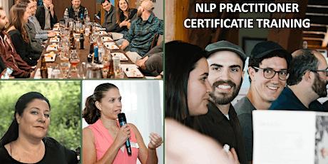 NLP Practitioner Certificatie Training tickets