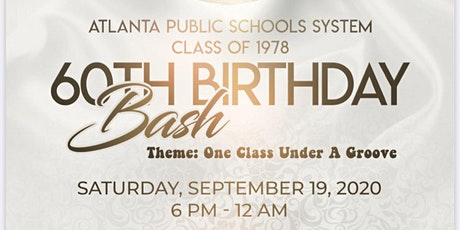 APS 60th Birthday Party tickets