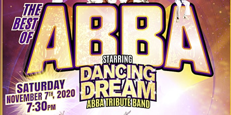 Abba  Starring Dancing Dream ABBA Tribute Band tickets