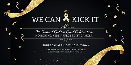 2nd Annual Golden Goal Celebration tickets