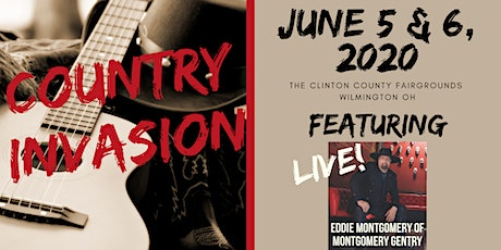 Country Invasion @ Jeep Jam tickets