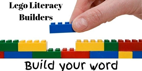 Literacy through LEGO suitable for Senior infants - 2nd class for 8 weeks tickets