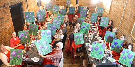 Purple Passion Brush Party - Gloucester Quays tickets