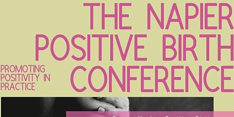 Napier Positive Birth Conference tickets