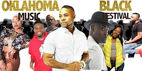 Oklahoma Black Music Festival tickets