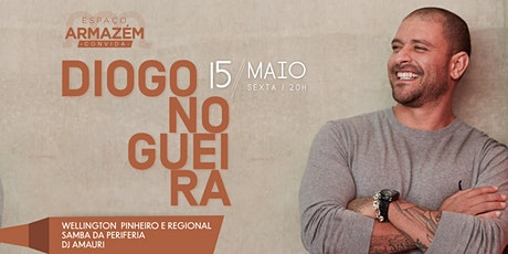 Diogo Nogueira ingressos