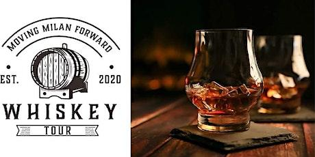 Moving Milan Forward Whiskey Bus Tour tickets
