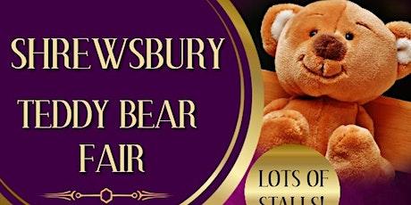 Shrewsbury Teddy Bear Fair tickets