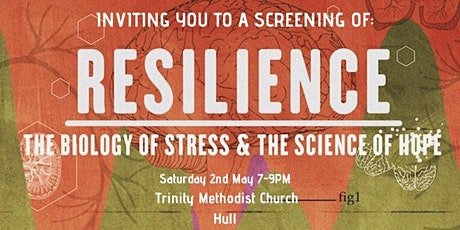 Resilience Film Screening with Panel POSTPONED SEE NEW DATE tickets
