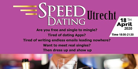 Speed Dating Utrecht tickets
