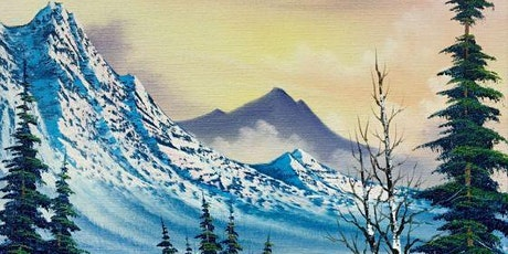 Bob Ross Oils Class Mon May 11th 9:00am - 3:00pm $65 Includes Materials tickets