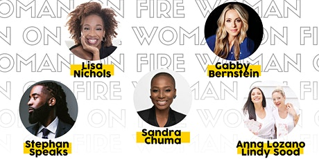 POSTPONED: Woman On Fire Summit  tickets
