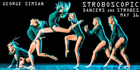 Bodies in Motion: Stroboscopic Capture with George Simian tickets