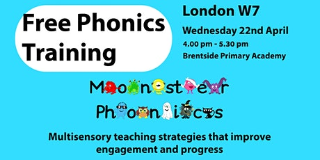 Free Phonics Training  in London tickets