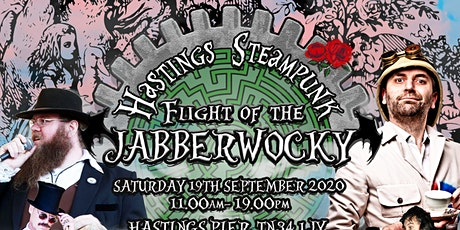 "Hastings Steampunk ""Flight of the Jabberwocky"" 2020 tickets"