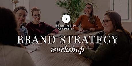 Hello Boss Girl Brand Strategy Workshop tickets