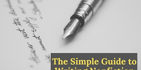 Simple Guide to Writing Nonfiction with Cheryl Woodruff-Brooks tickets