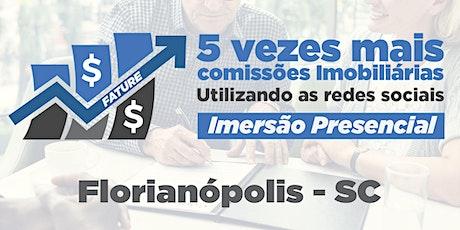 Florianópolis - Faça até 5x mais honorários utilizando as redes sociais ingressos