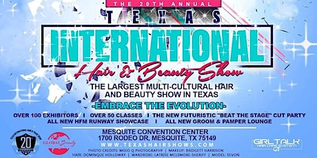 Texas International Hair & Trade Show CEU Registration tickets