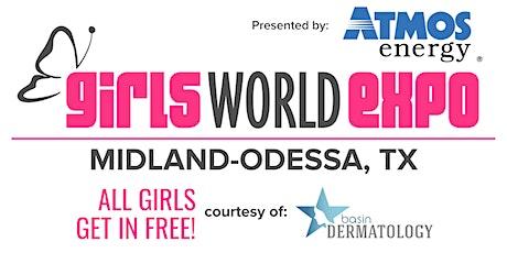 Girls World Expo: Midland-Odessa, TX tickets