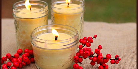 Herb-Infused Candles tickets