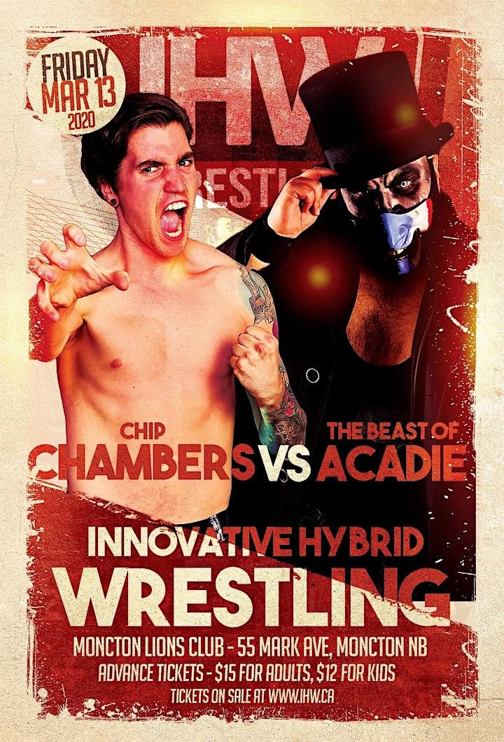 IHW Wrestling 2020 Season Premiere image