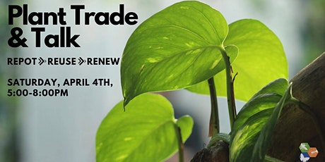 Plant Trade & Talk tickets