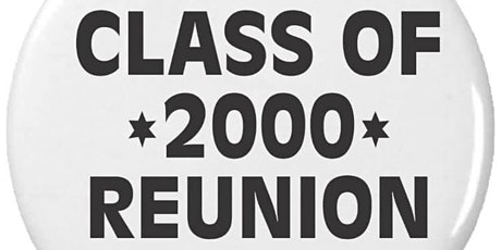 JHHS Class of 2000 20th Reunion tickets