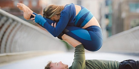 School of AcroYoga: LAUNCH PARTY, Shoreditch tickets