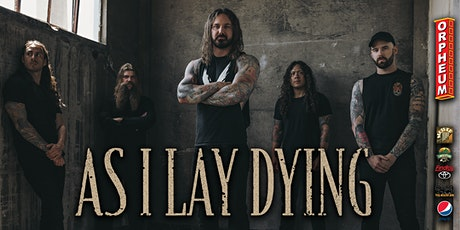 ** CANCELLED ** As I Lay Dying Burn To Emerge Tour Powered By Heart Support tickets