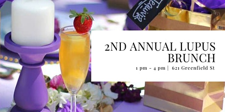 Brilliant Beautiful Women Presents: The 2nd Annual Lupus Brunch tickets