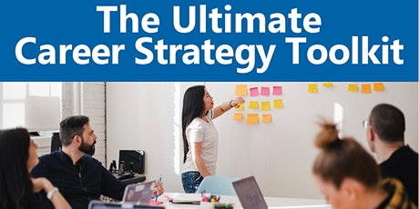 The Ultimate Career Strategy Toolkit  Part 1: Mindset tickets