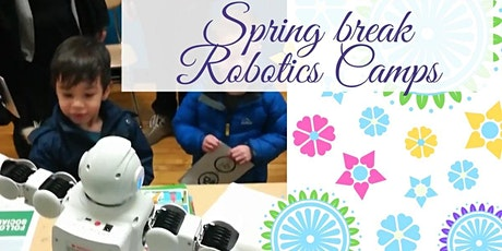 Spring Break Robotics Camps tickets