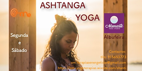 Aulas de Ashtanga Yoga tickets