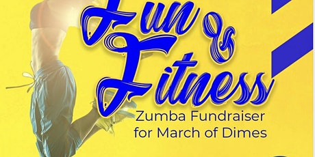 Zumba For Babies Fundraiser (March of Dimes) tickets