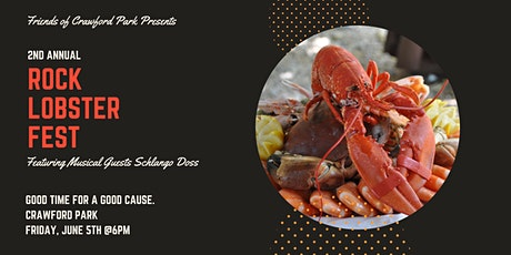 2nd Annual Rock Lobster tickets