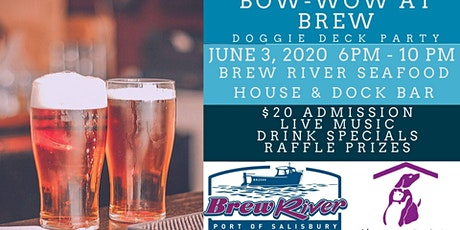 Bow-Wow at Brew tickets