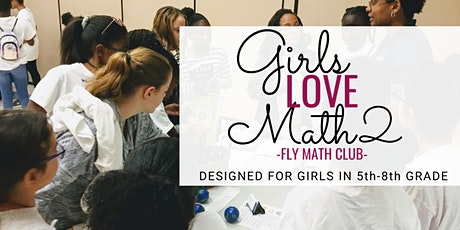 Fly Math Club: Girls Love Math 2 Summit tickets